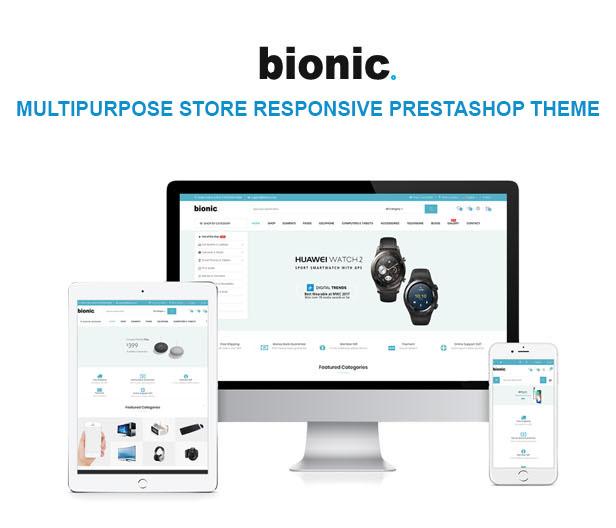 Bionic Store